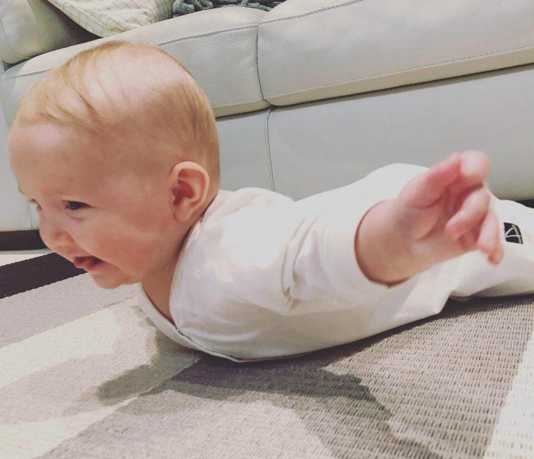 vauva 5kk liikkuminen