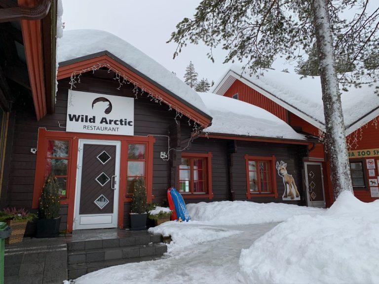 wild arctic ravintola ranua