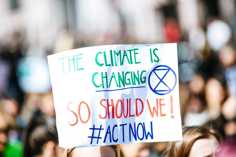 lapset ja ilmastonmuutos