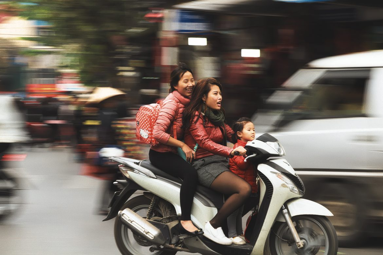 lapsen turvallisuus liikenteessä