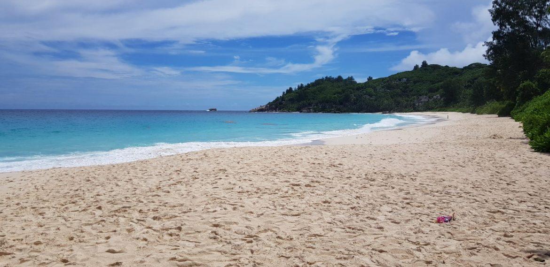 rannat seychelleillä