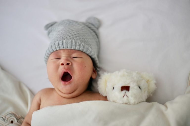 vauvan päivärytmi