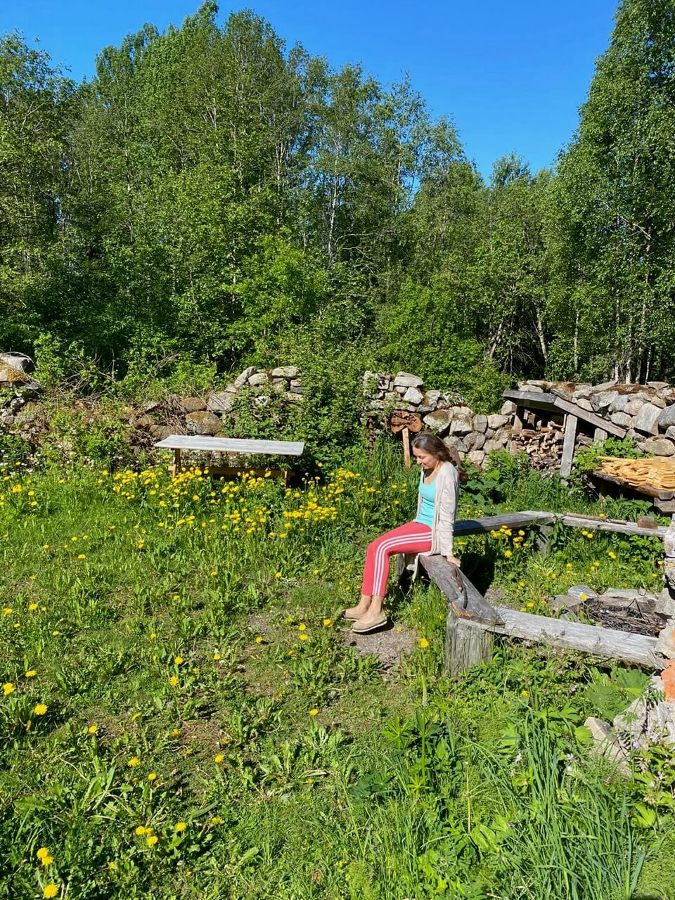 kolin keidas kokemuksia kesalla