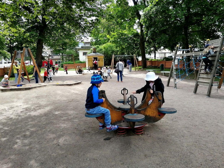Lappeenranta leikkipuistot ja muuta tekemistä ulkona
