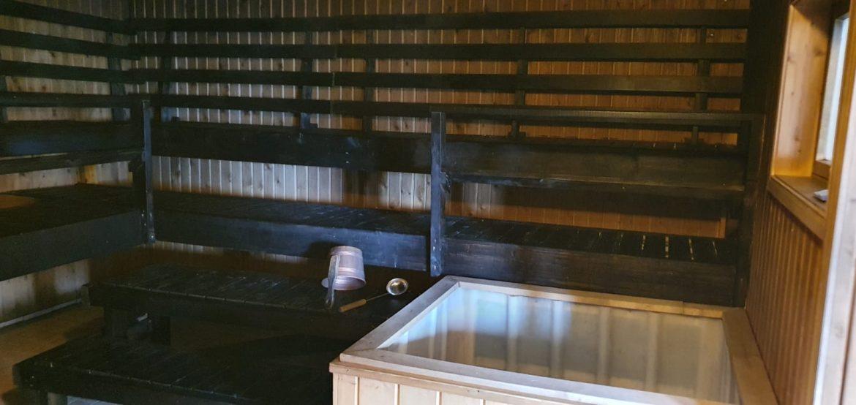 kannisto sauna loimaa