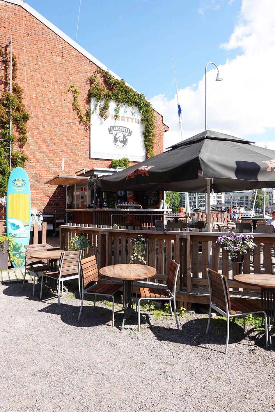 Uudet Ravintolat Turku 2021
