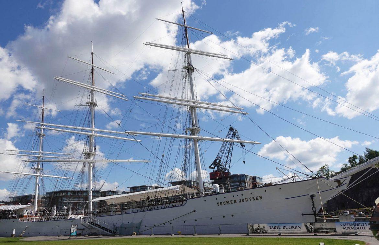suomen joutsen museolaiva forum marinum