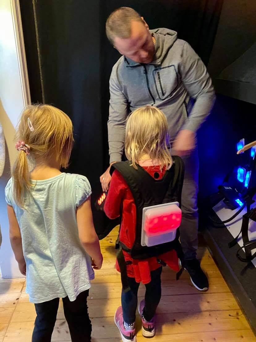 ahvenanmaa lasten kanssa smartpark