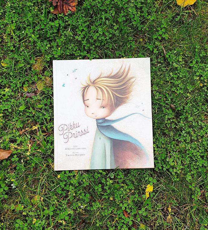 lasten satukirjoja pikku prinssi
