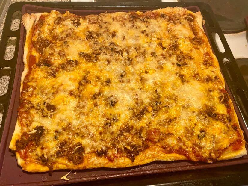 tacopizza valmis pelti