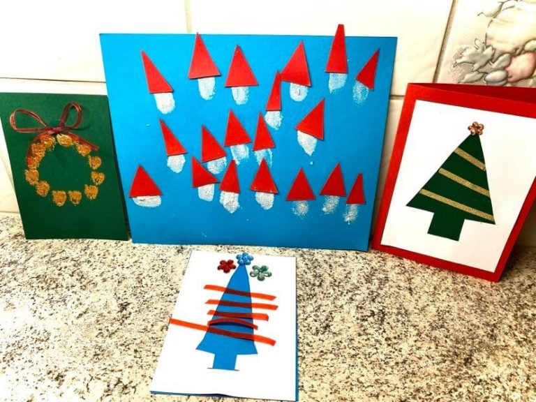 joulukorttiaskartelut kaikki
