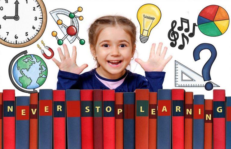 lapsen ajattelun kehitys