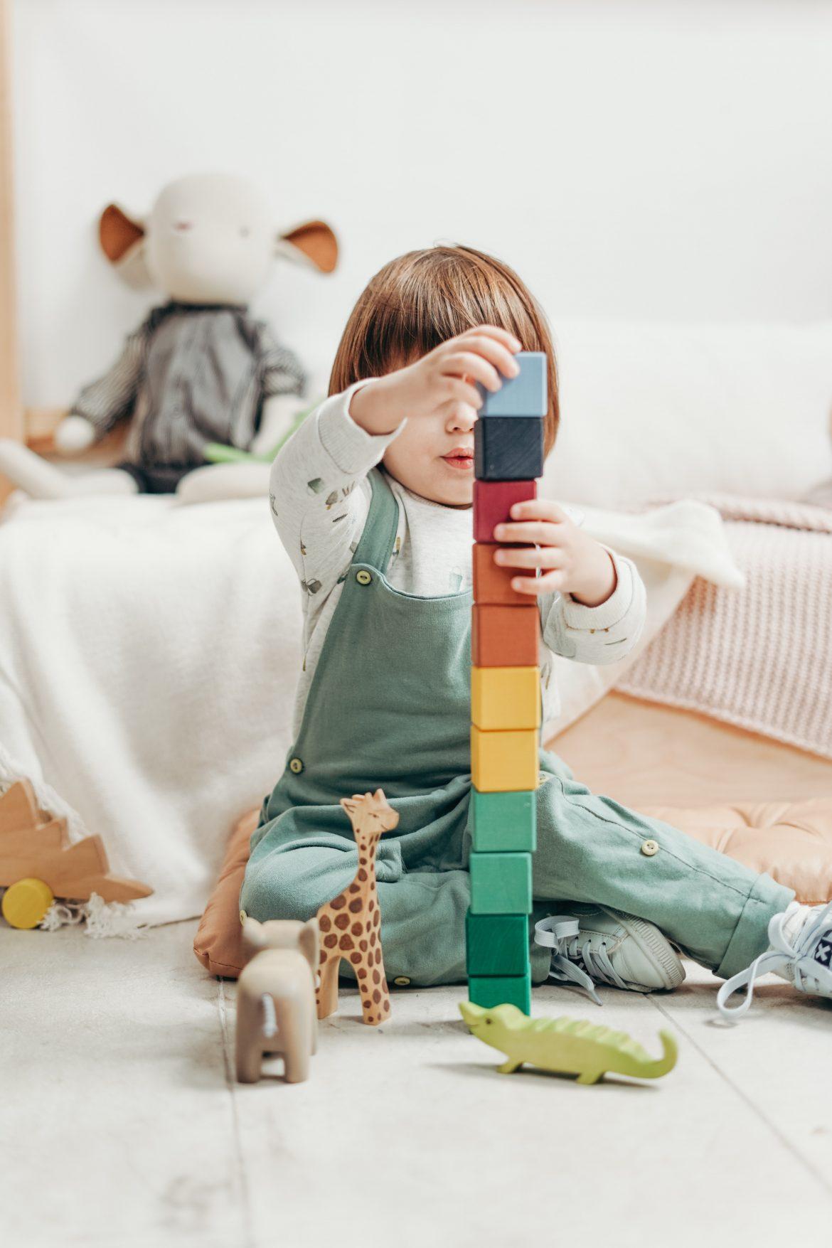 mistä asioista lapsi saa itse päättää