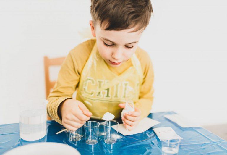 tiedettä lapsille