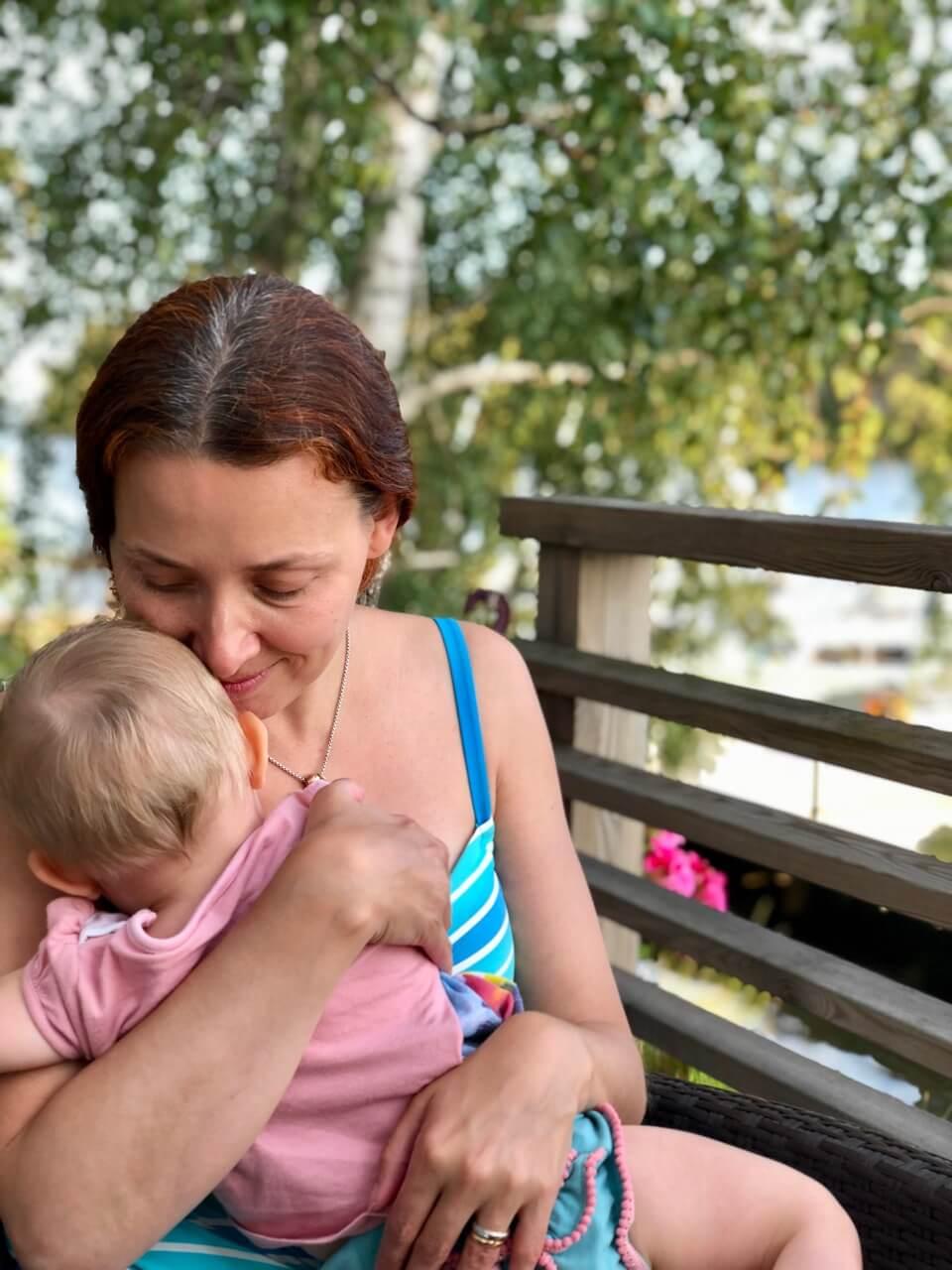 vauva sosiaalinen kehitys