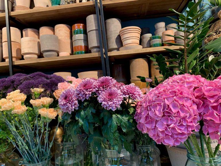 kukkakauppa kauniainen