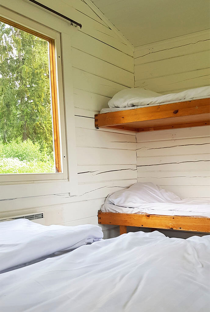 peltomäki resort mökkimajoitus