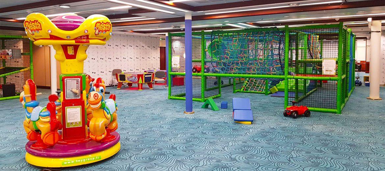 summer center lasten leikkipaikka