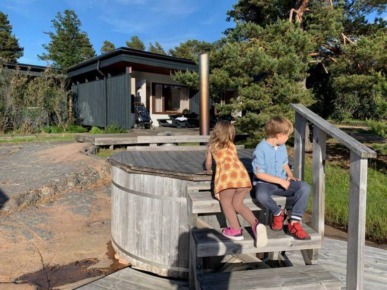 karingsund resort sauna